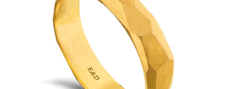 טבעת נישואין פאות הסלע
