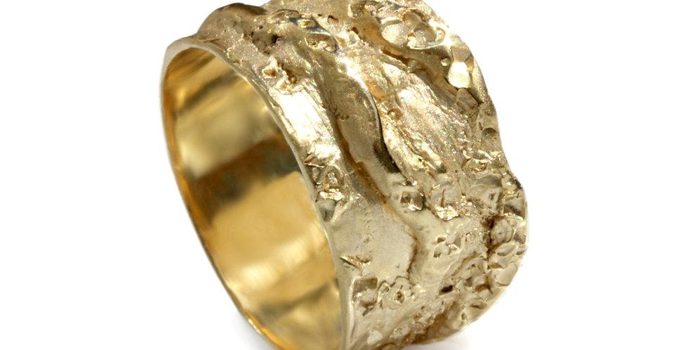 טבעת נישואין כבדה אריזונה
