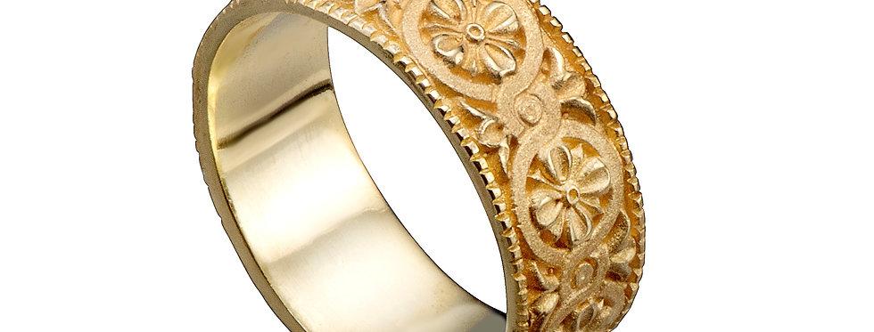 טבעת נישואין כתר קלטי