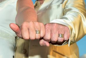 זוג טבעות נישואין מעוצבות איכותיות במחיר משתלם