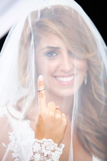 טבעת נישואין מעוצבת לכלה