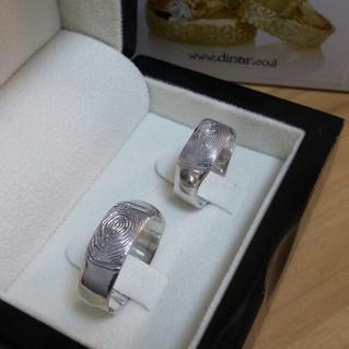 טבעת נישואין בעיצוב אישי
