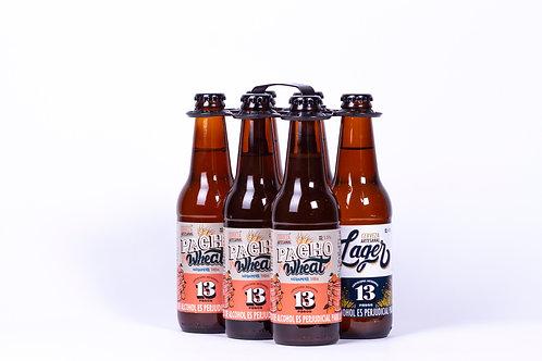 6-Pack Cervezas 13 Pesos