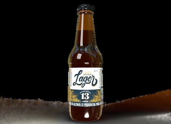 Lager - 4.5% ABV - 17 IBU