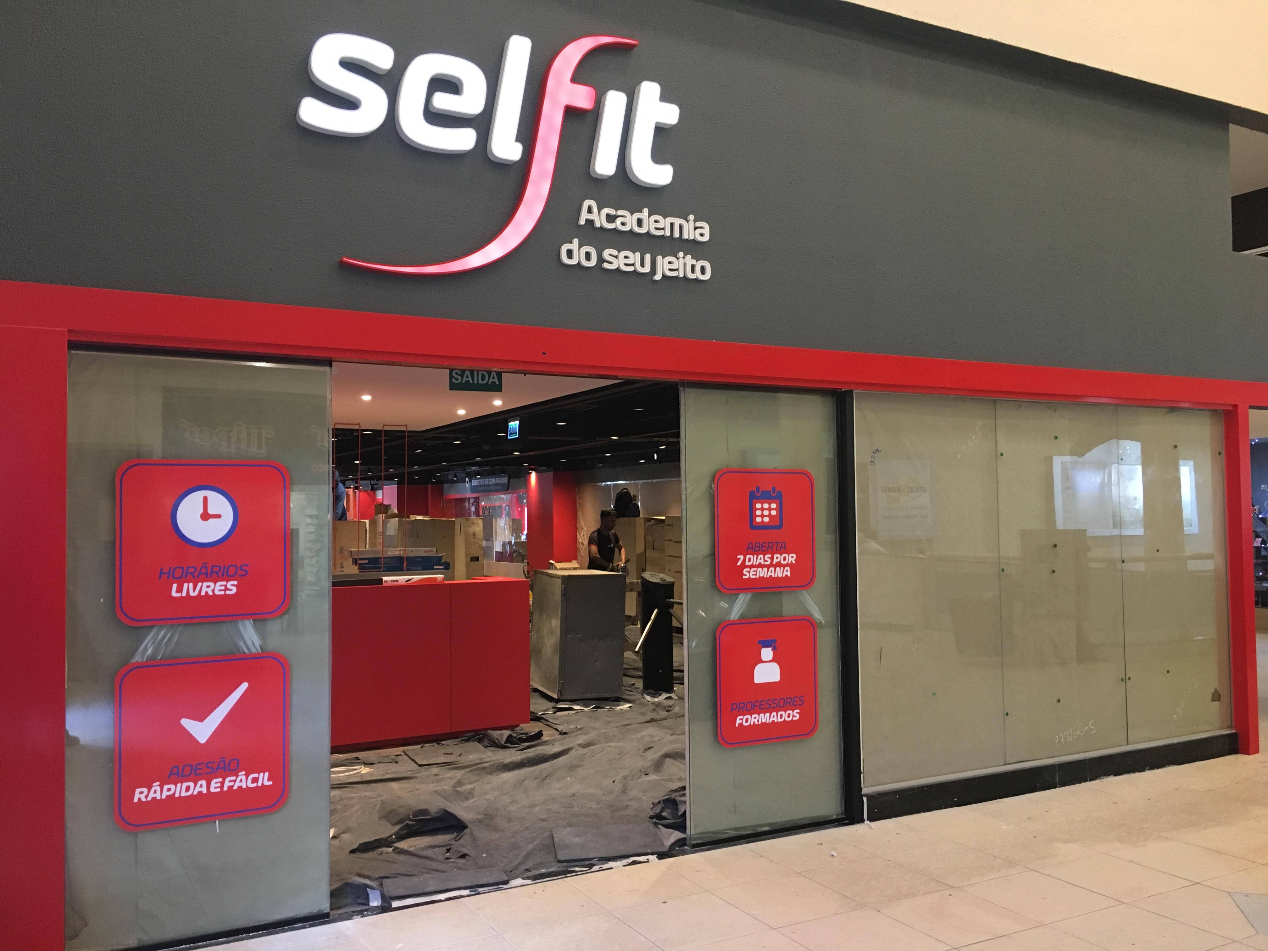 Unidade Selfit Whashington Soares