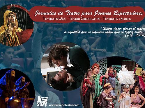 18-11-17 (10.30h)  ODISEA en Teatro Galileo (Madrid)
