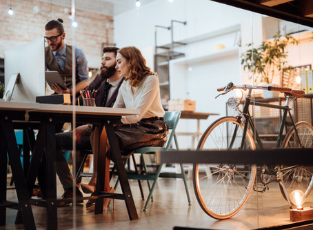 Benefits to Co-Working Spaces