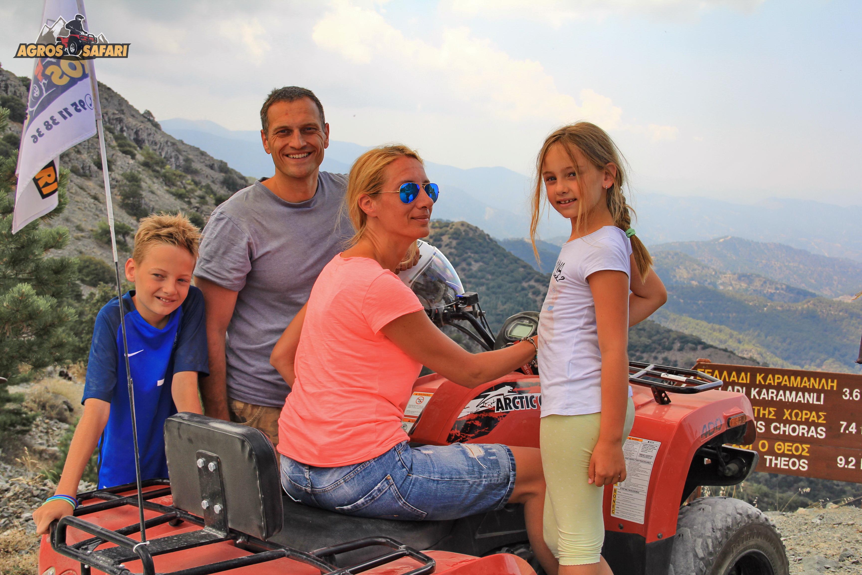 family safari Cyprus