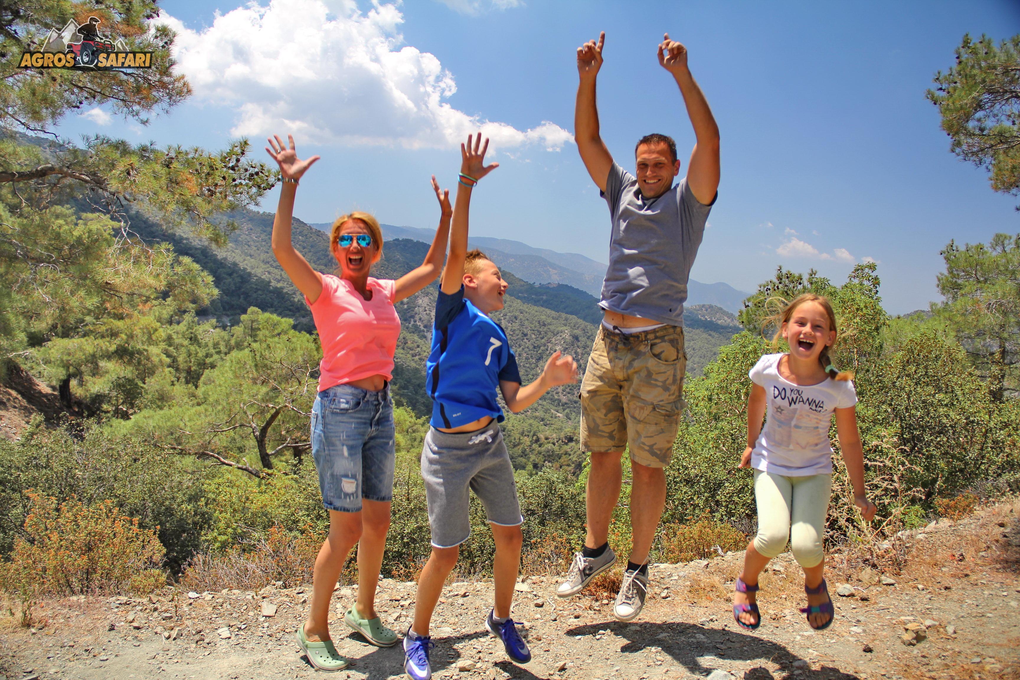 Limassol mountain safari