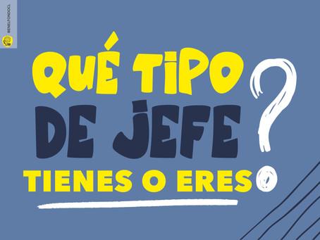HABLEMOS DE JEFES...