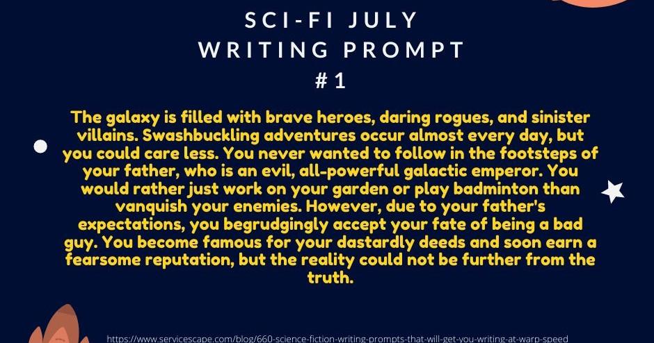 Sci-Fi July