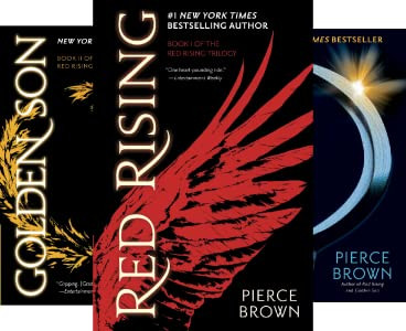 Sci-Fi Book Recommendation - The Red Rising Series