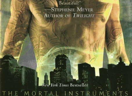 Recommended Reading: City of Bones by Cassandra Clare