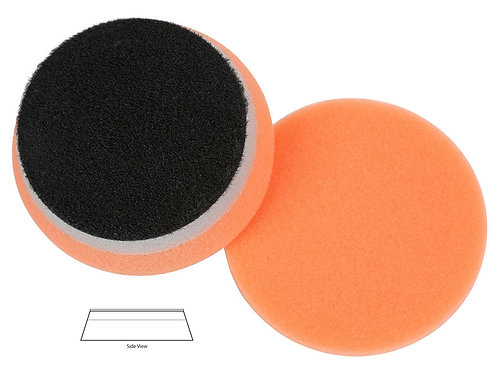 HDO Orange Medium Cutting Foam Pad