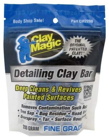 Clay Magic Detailing Clay Bar