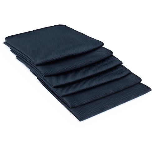 TRC Diamond Microfiber Glass and Window Towel (Single Towel)