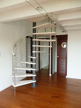 Escalier marin