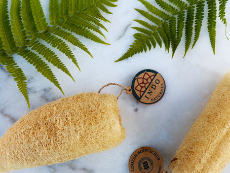 Natural loofah body scrubs: everything you need to know