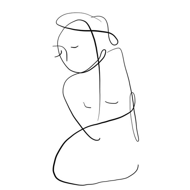 figure line (i)