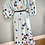 Thumbnail: Kimono Gown, Japanese Print, Butterflies