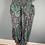 Thumbnail: Indian Silk Harem Trousers, Peacock Blue