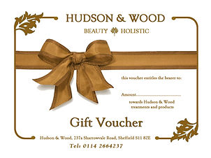 Hudson & Wood sheffield Beauty spa
