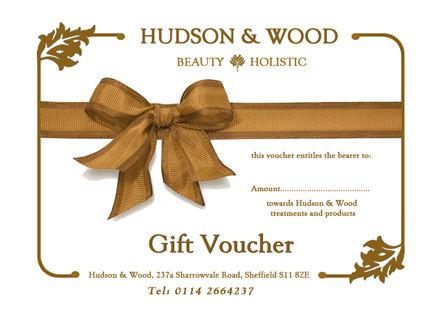 Hudson & Wood sheffield Beauty spa