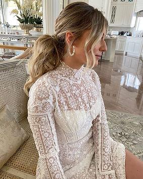 ✨🤍Soft & Stunning for her bridal shower