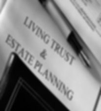 Trust & Estate Planning documents