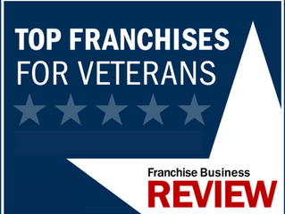 """House Doctors Named a """"Top Franchise for Veterans"""" by Franchise Business Review"""