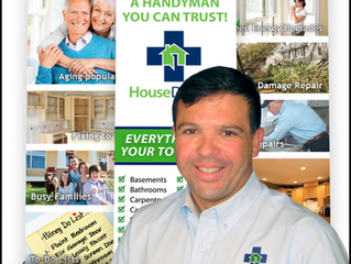 House Doctors Franchisee Earns National Recognition For Outstanding Leadership
