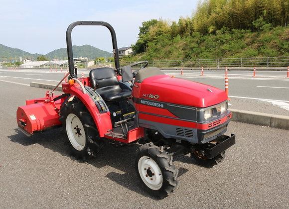 (売約済み)三菱 トラクター MT160 No.Y2446
