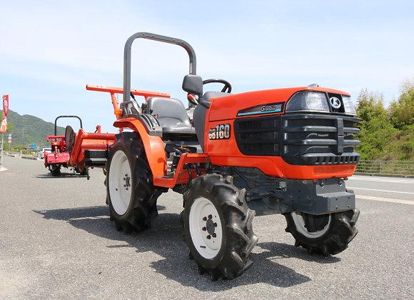 (売約済み)クボタ トラクター GB160 No.Y2754