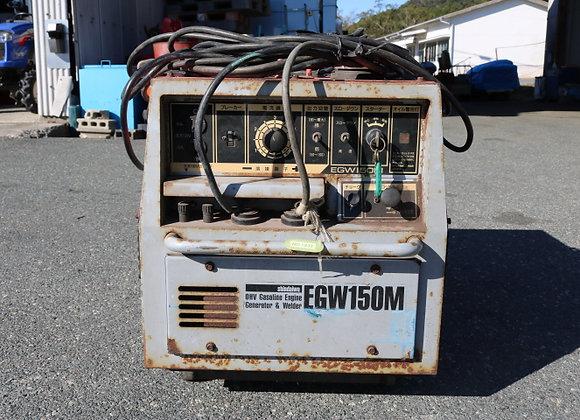 新ダイワ 発電機兼溶接機 EGW150M No.Y1933