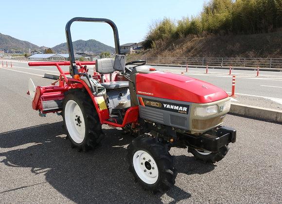 (売約済み)ヤンマー トラクター F190 No.Y2731