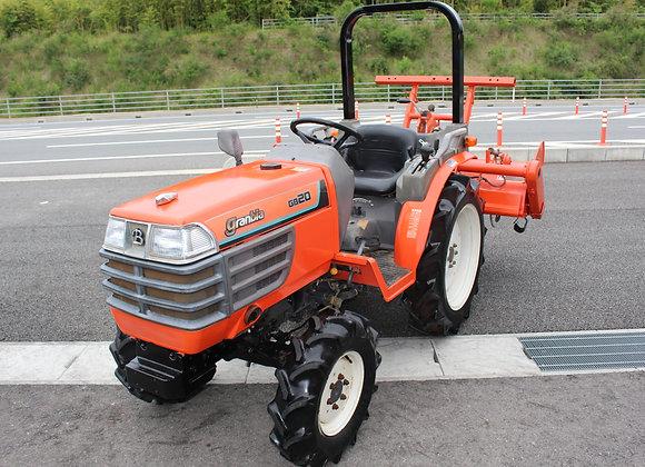 (売約済み)クボタ トラクター GB20 No.Y2422