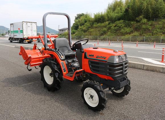 (売約済み)クボタ トラクター GB14 No.Y2630