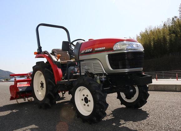 ヤンマー トラクター EF222 NoY.2717