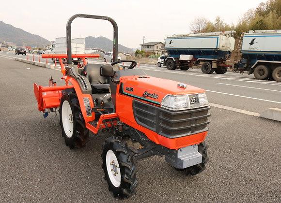 (売約済)クボタ トラクター GB16 No.Y2534