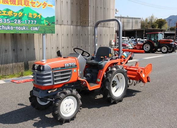 (売約済み)クボタ トラクター B72 No.Y2712
