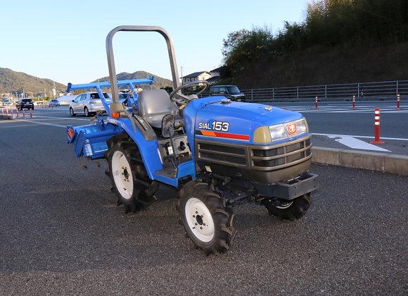 イセキ トラクター SIAL153 No.Y2830