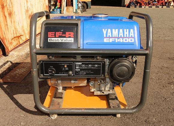 (売約済み)ヤマハ 発電機 EF1400 No.Y2408