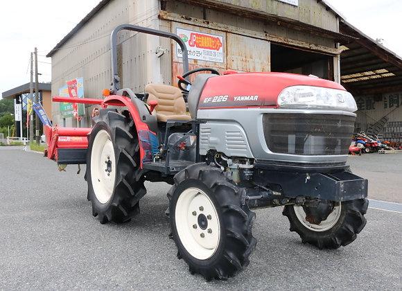 ヤンマー トラクター EF226 No.Y2915