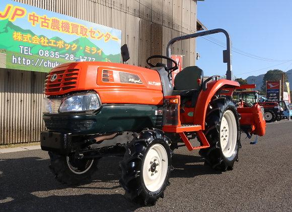 (売約済み)クボタ トラクター KL210 No.Y2671