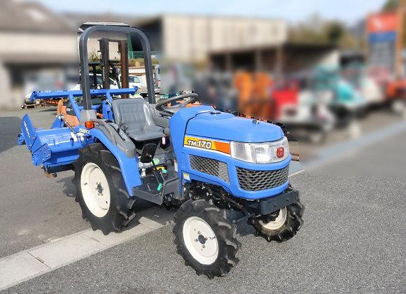 (売約済み)イセキ トラクター TM170 No.Y2865