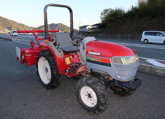 (売約済み)ヤンマー トラクター AF120 No.Y2686