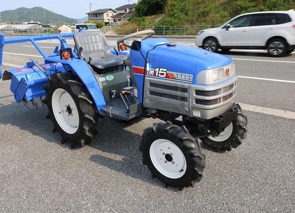 (売約済み)イセキ トラクター TM15F No.Y2776