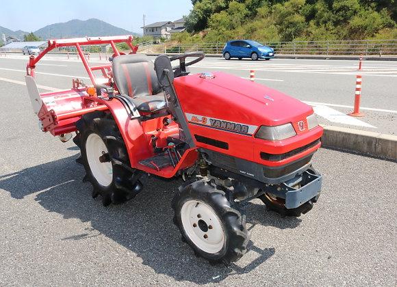 ヤンマー トラクター Ke-3 No.Y2739