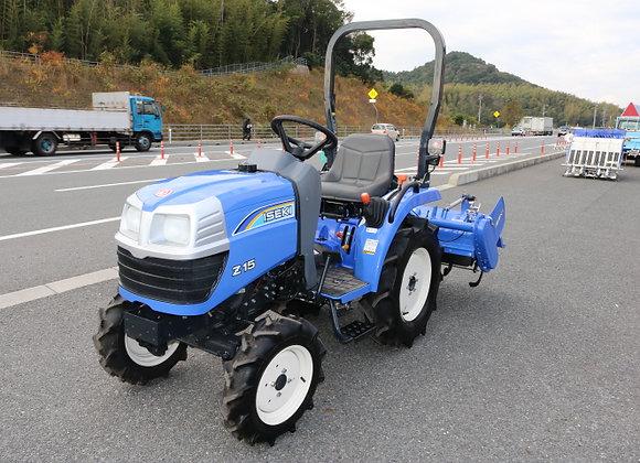 イセキ トラクター Z15 No.Y2667