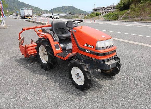 (売約済み)クボタ トラクター ASTE A-14 No.Y2899